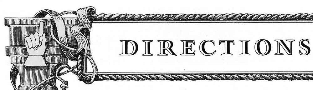 -directions