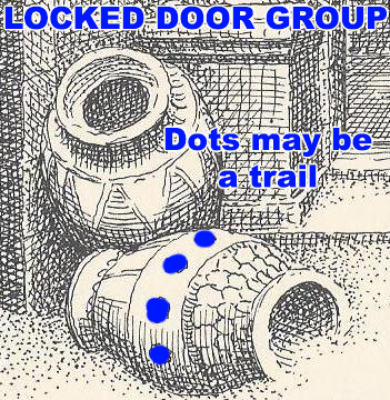 05 Room-17-Locked-Door-Dots